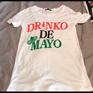 Cinco de Mayo T-shirt from Urban Outfitters